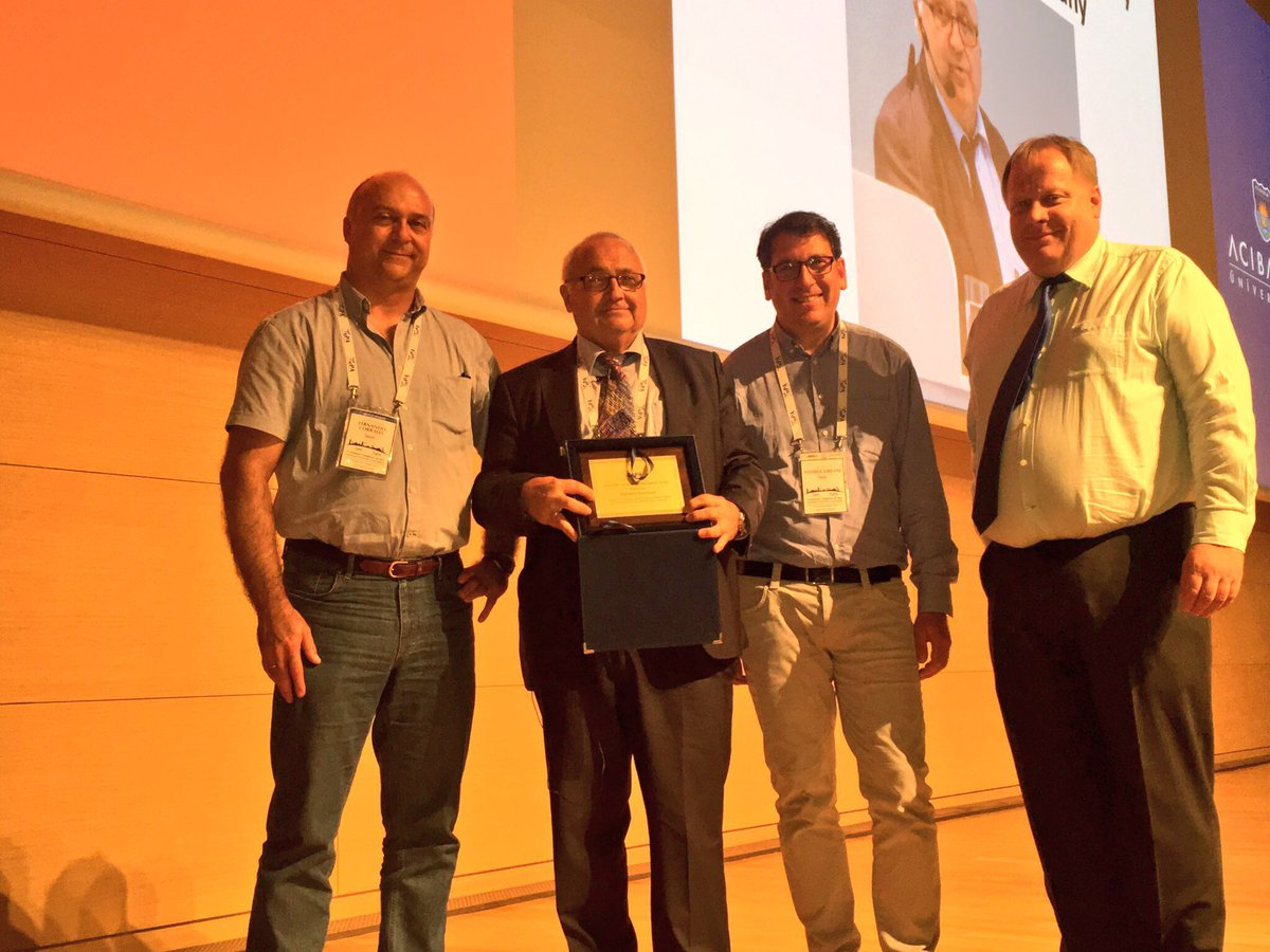 Juan Pablo Albar Protein Pioneer Award 2016