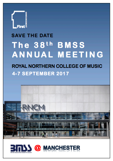 38th BMSS Annual Meeting 2017
